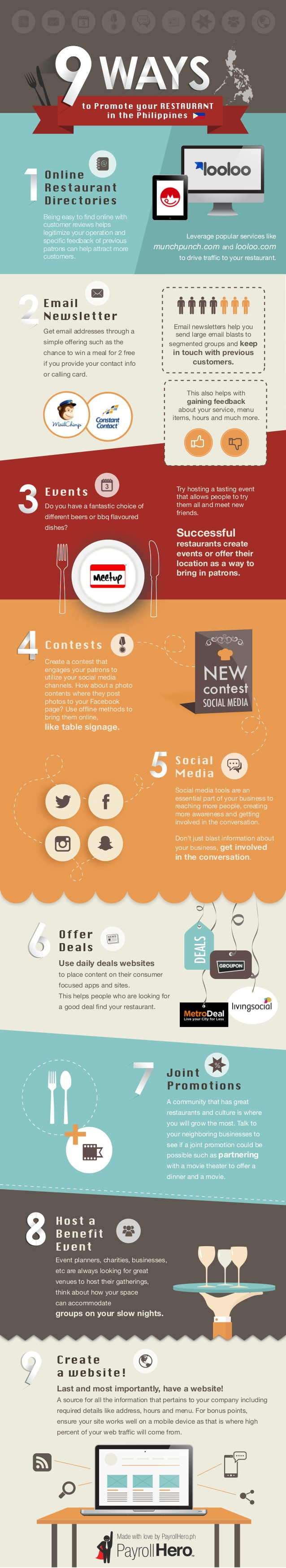 infografia_9_maneras_de_promocionar_un_restaurante
