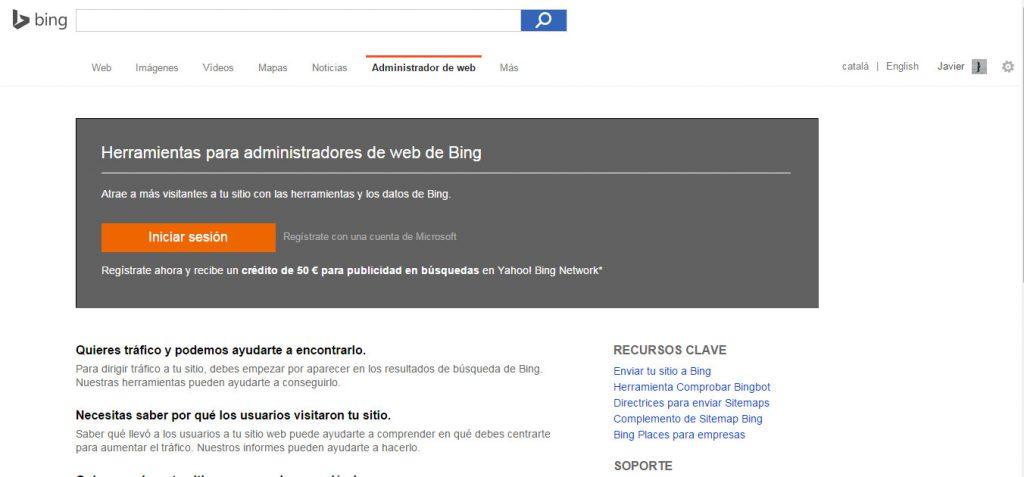 4 mejores herramientas gratuitas para comprobar backlinks Bing