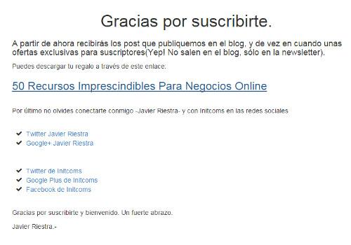 Tutorial de Aweber en Español – Email Marketing
