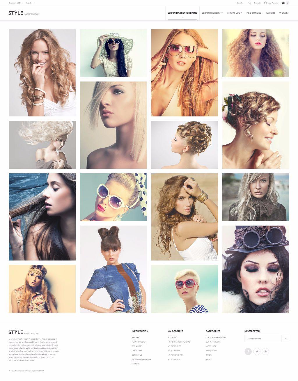 plantillas prestashop responsive profesionales moda y belleza