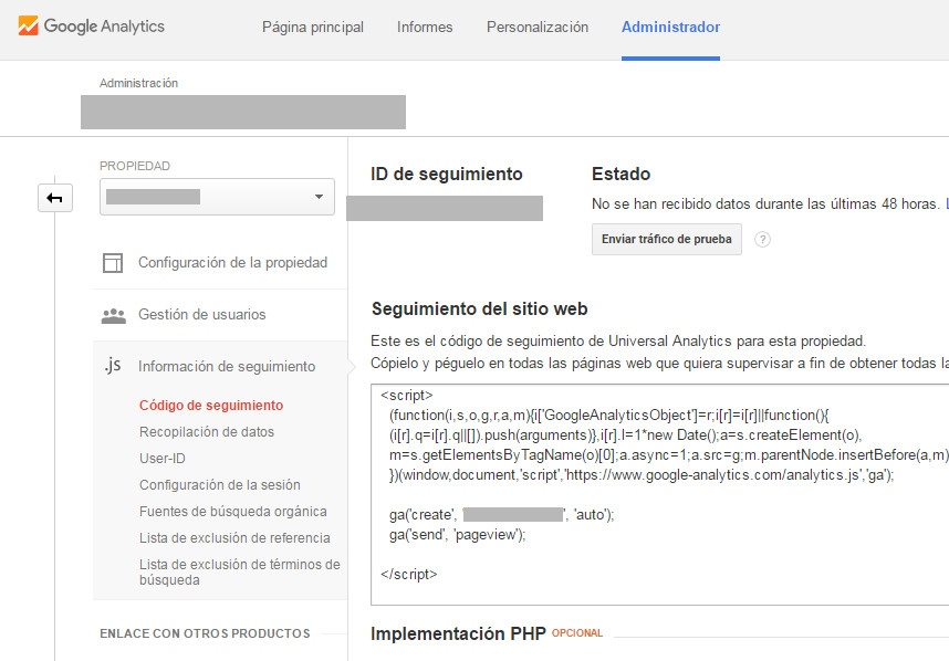 Google Tag Manager Prestashop Analytics5