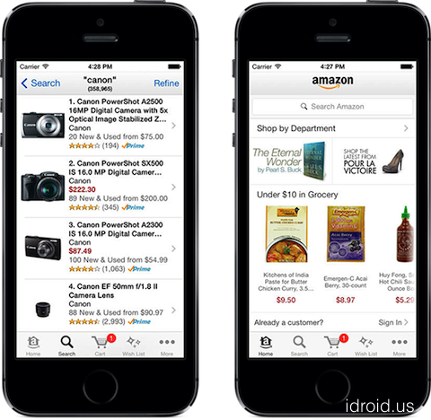 amazon-design-ios7
