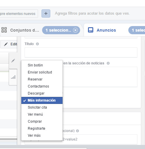 Errores Comunes Facebook Ads