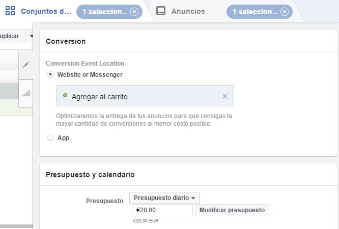 facebook ads errores clasicos