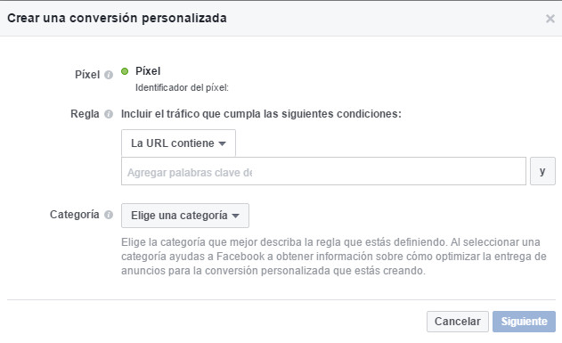 facebook errores comunes remarketing