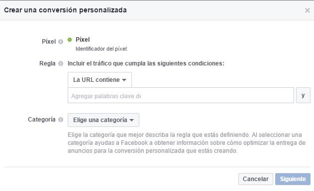 facebook errores comunes remarketing