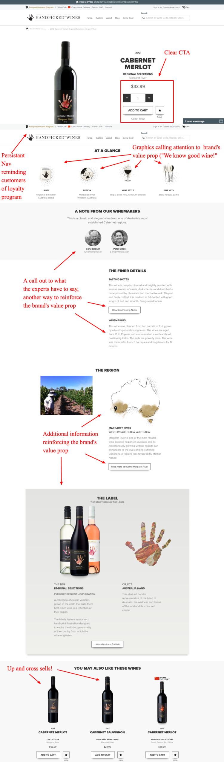importancia de las landing page en ecommerce