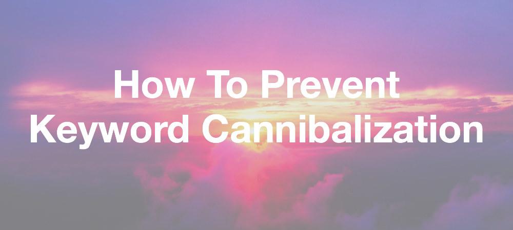 canibalizacion keywords soluciones