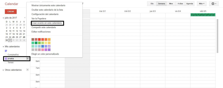 Como crear un calendario de contenido para redes sociales