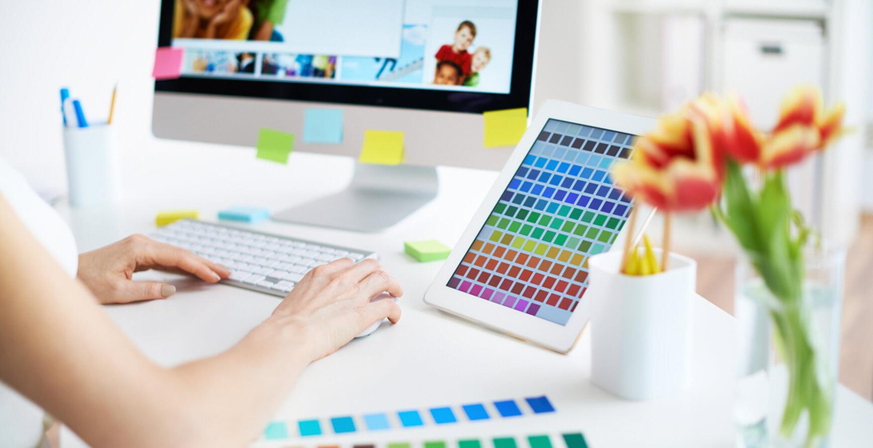 diseno web colores