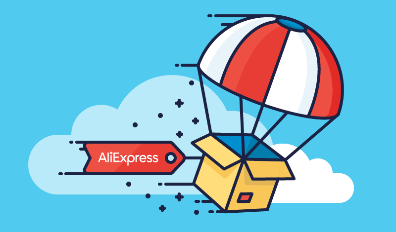 productos dropshipping rapidez aliexpress