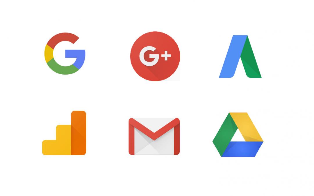 enlazar servicios google