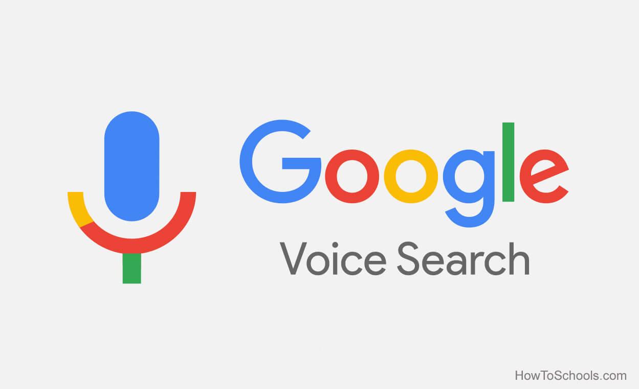 voz google