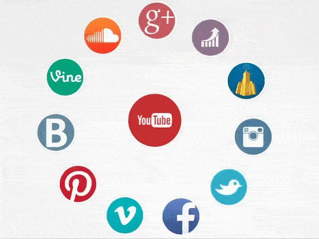 youtube redes sociales