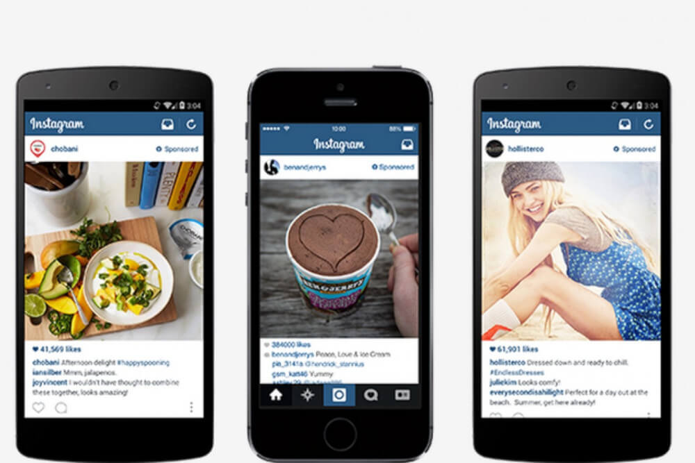 utilizar instagram ads