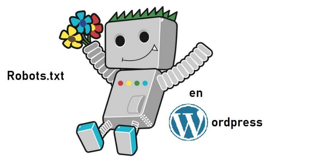 robots wordpress