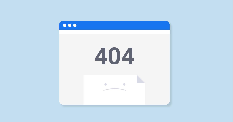 Qué es el error 404 y cuándo ocurre