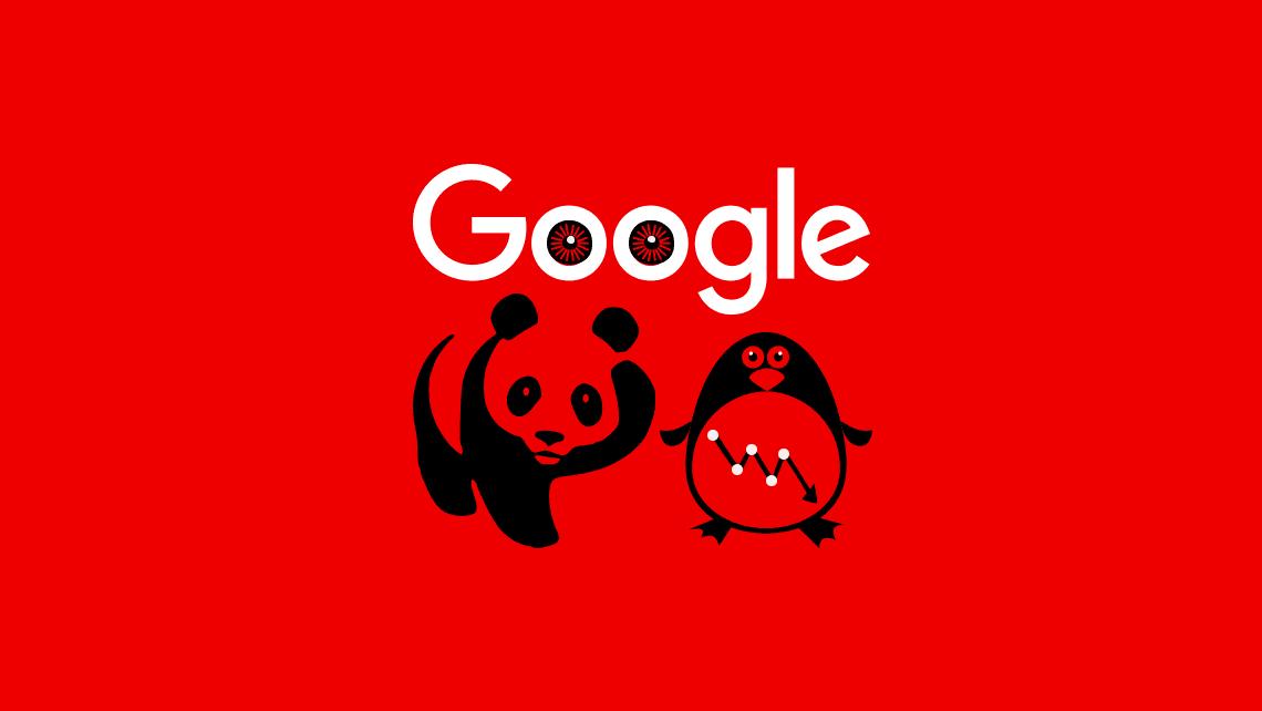 Tipos de penalizaciones por Google